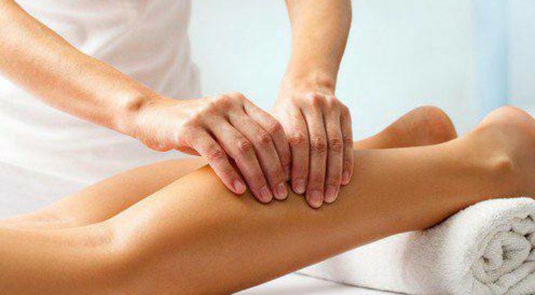 Manuálna lymfodrenážna masáž